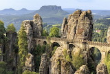 Kloof Breiachklamm en de 12 apostelen-Duitsland