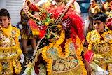 Bolivian parade