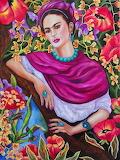 Frida by K Madison Moore @ www.facebook.com...