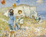 Dorothea Sharp, The cliff top
