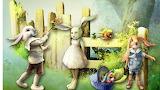 Bunny Rabbit Fairy Tale