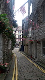 Around The Barbican, Plymouth