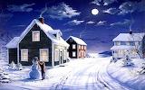 Cold Winter's Night~