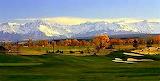 Montrose Colorado Mountainscape