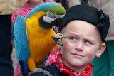 Urk-loro parrot childrenboy-