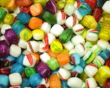 All-hard-christmas-candy mix