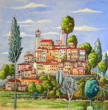 Monterchi, Neal Winfield