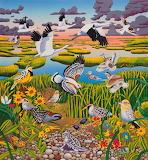 wetlands spring