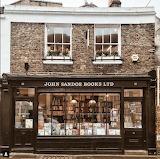 Bookstore London England UK Britain
