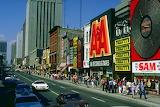 TORONTO YONGE STREET IN THE 80'S
