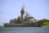 HMAS Toowoomba FFH