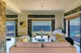 Greek Villa - Living Room 2/3