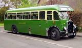 Bristol LL6G 1950 Hants & Dorset Motor Services