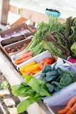 Something Good Organics Farm Stand in Buellton, CA
