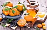 #Mandarin and Honey Still Life