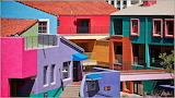 Colored house Tucson