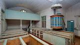 Pielpajarvi Wilderness Church, Interior, Finland