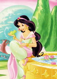 Jasmine and the Frog