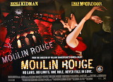 """Moulin Rouge"" 2001 Movie"