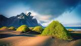 Stokksnes, Iceland by Andrew Mayovskyy