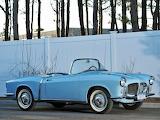 1957 Fiat 1200 Spyder