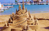 #Harbor Sand Castle
