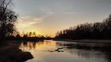 Rzeka Bug w okolicach Włodawy 3