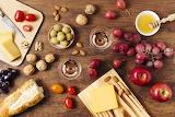 owoce i ser