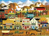 Petes Gambling Hall by Charles Wysocki