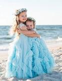 Blue On The Beach