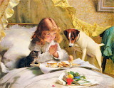 #Suspense by Charles Burton Barber