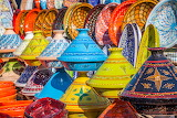 Morocco - Colorful Pottery