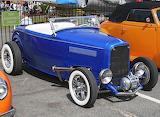 Ford 1932 blue deuce MOD