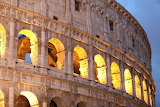 Colosseum, ancient building, history, arches, stones, Rome