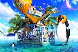 Penguin Station