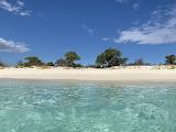 Bahia de Las Aguilas beach, Dominican Republic