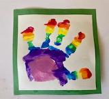 Royal Handprint