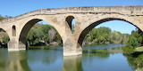All Camino Routes Converge In Puente la Reina