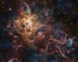"Space tumblr astronomyblog ""Tarantula Nebula"" ""Robert Gendler, R"