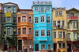 Balat Istanbul - Colourful Houses