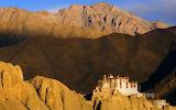 Lamayuru Monastery. Kargil District. western Ladakh. India