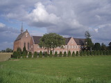 Kruisherenklooster St.Agatha, Cuijk
