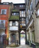 St Bartholomew's Gatehouse London