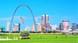 St. Louis gateway, Missouri