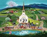 Spring Wedding by Bob Pettes...