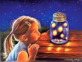 Magical Fireflies by Tricia Reilly-Matthews
