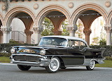 1957 Chevrolet Bel Air El Morocco