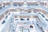 Libraries - Stuttgart City - Germany