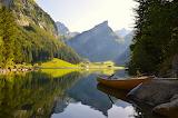 Seealpsee Switzerland - Photo from Piqsels id-fphed