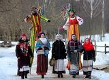 Maslenitsa, Russian Festival Equinox